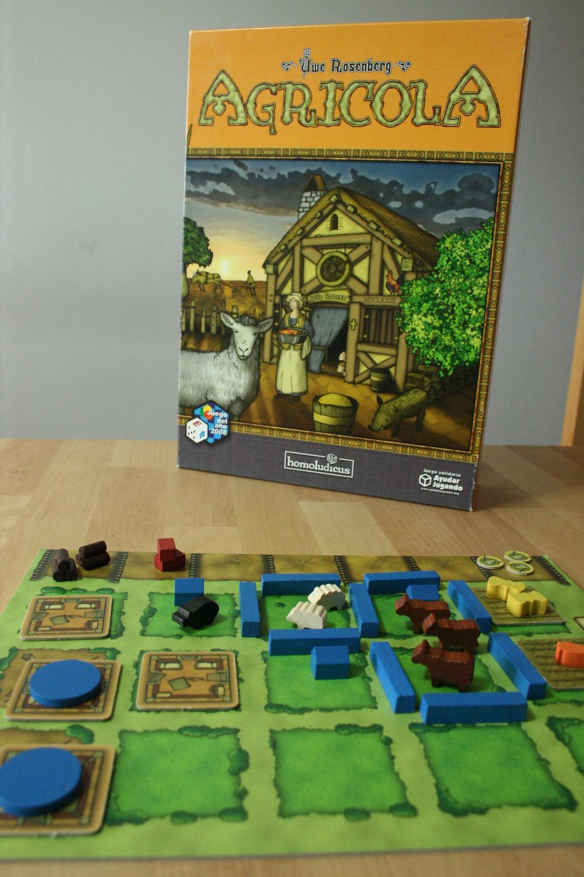 juego de mesa agricola descargar