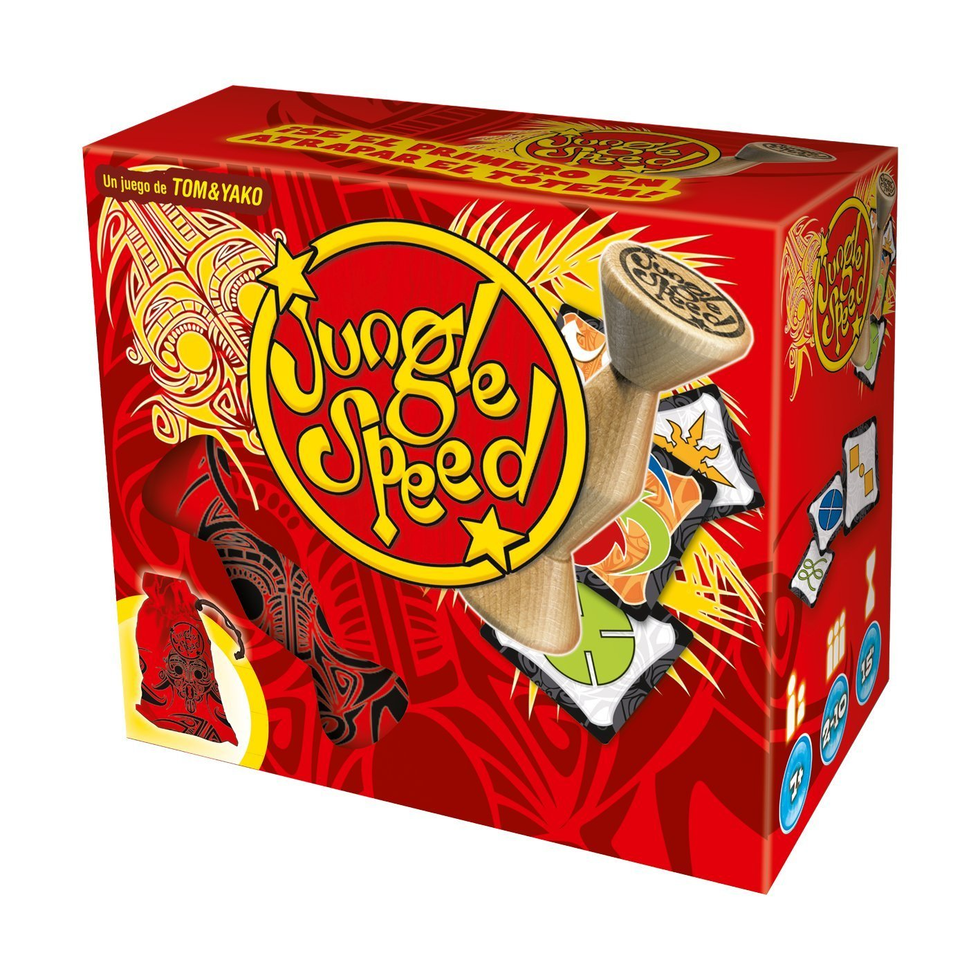 Resena Jungle Speed Juego De Mesa Boardgametotal