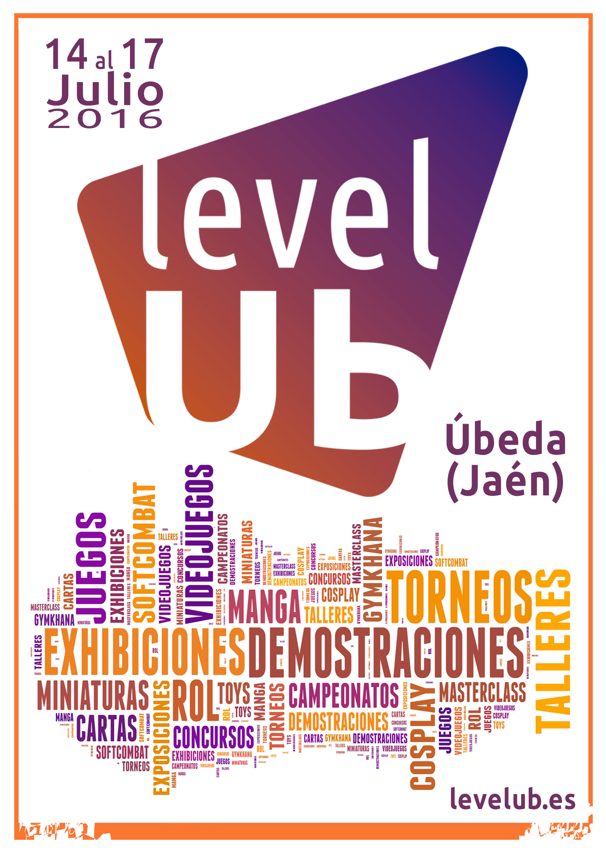 Level ub jornadas