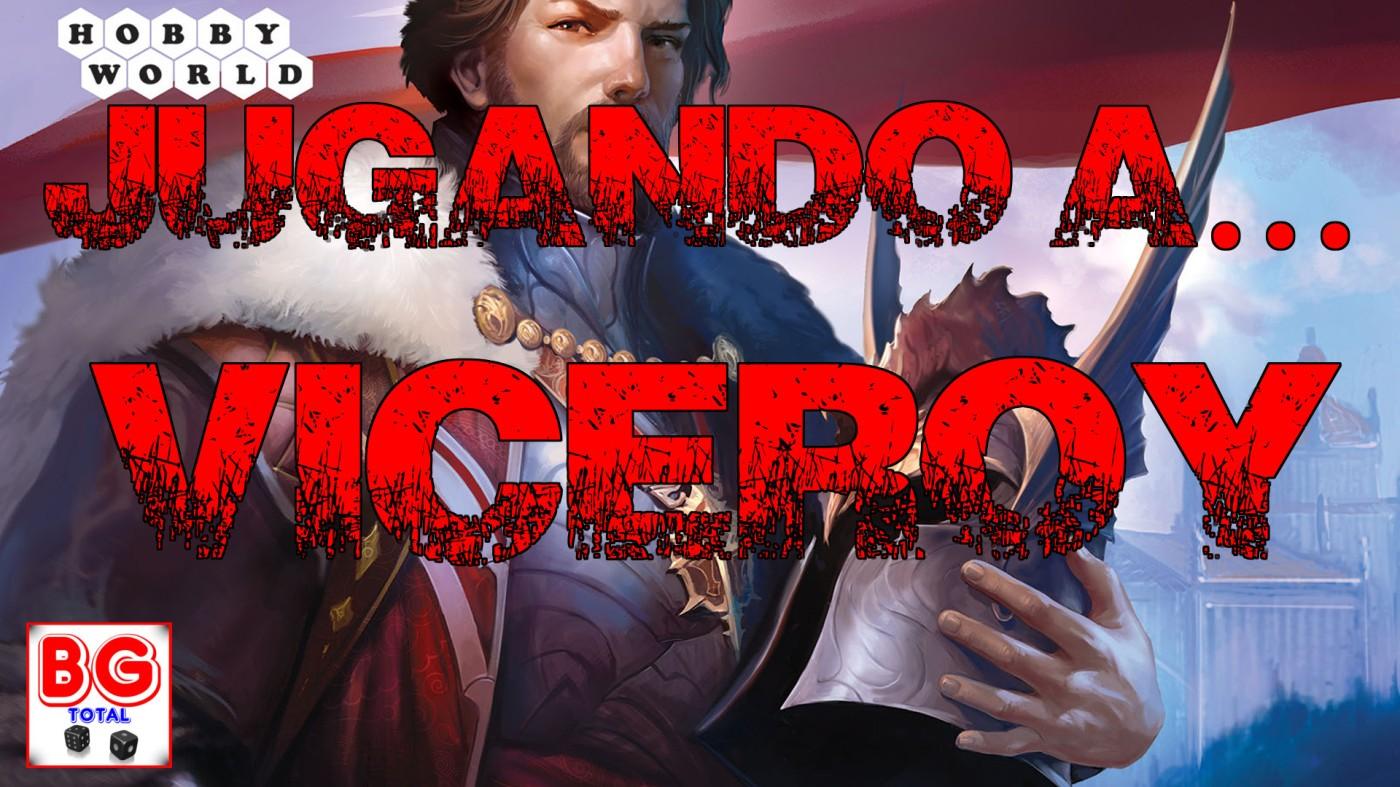 JUEGO DE MESA VICEROY