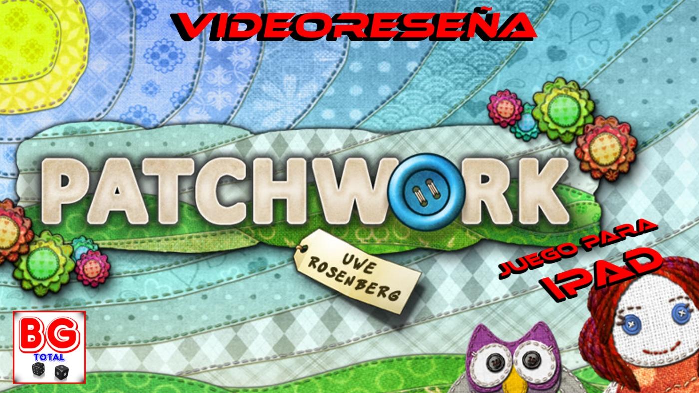 juego de ipad Patchwork