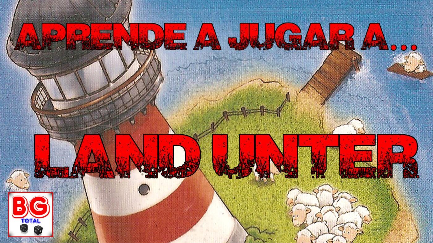 JUEGO DE CARTAS LAND UNTER